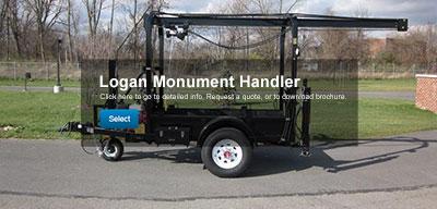 Logan Vault Handler - A Vault Lowering Device